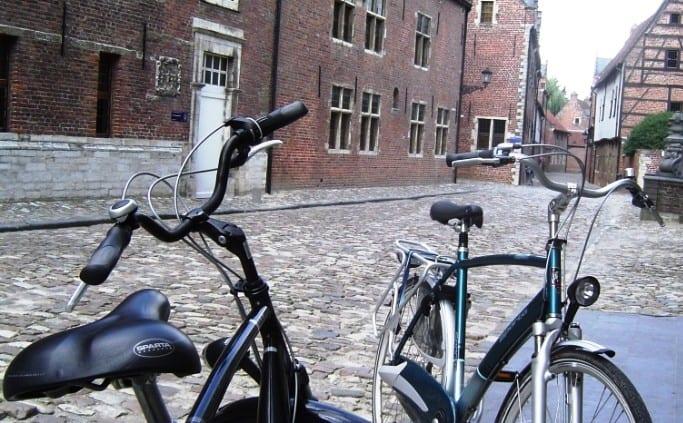 Fietsen in Leuven
