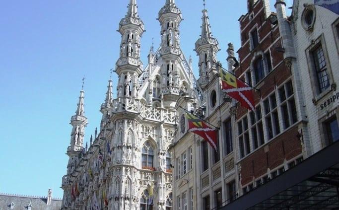Het staduis van Leuven