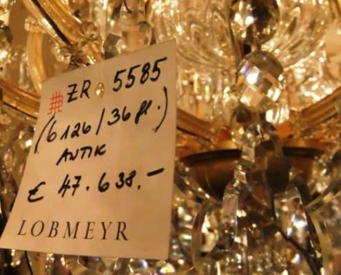 Lobmeyr in Wenen