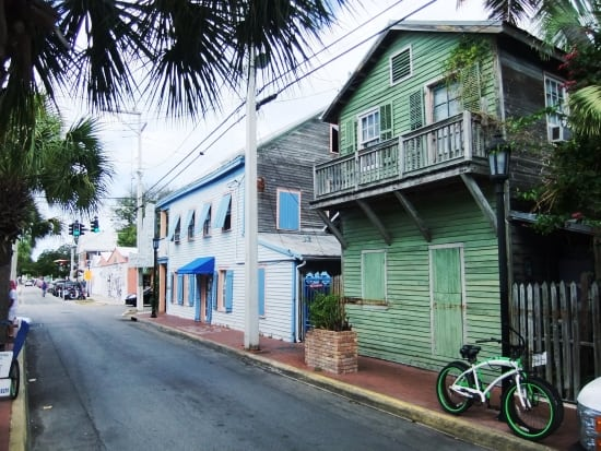 Bahama Village op Key West