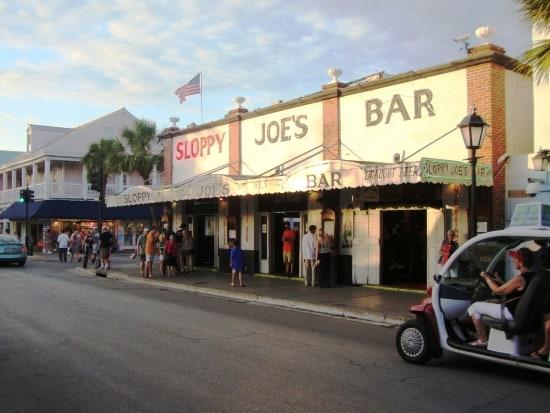 Sloppy Joe's bar op Key West