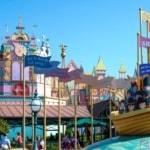 It's a Small World in Disneyland Paris