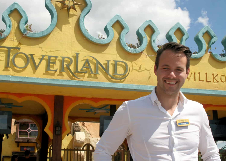 Jean Gelissen jr., directeur van Toverland
